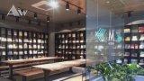 투명한 전시실 발광 다이오드 표시 스크린