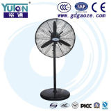 Yuton 30-Inch Industrial Oscilating Pedestal Fan