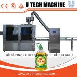 Máquina de rellenar del alto petróleo plástico electrónico productivo de la botella