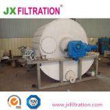 Traitement des eaux usées à vide du filtre à tambour rotatif