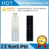 50W 높은 루멘 Bridgelux 칩 태양 거리 LED 빛