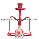 De mooie Waterpijp van Saudi-Arabië van de Sigaret van Shisha van de Waterpijp van het Ontwerp In het groot Goede Rokende
