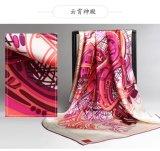 Sciarpa dello scialle del Kerchief della seta di stile 100% di modo delle signore