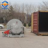 Q3110 Q3113 회전하는 드럼 유형 청소 장비 탄 돌풍 기계