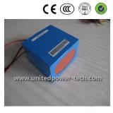 bateria recarregável do íon LiFePO4 do lítio de 12V 20ah