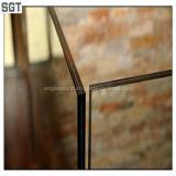 vidrio laminado de la seguridad PVB de 12m m con el SGS para el cercado de cristal