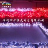 9mm chaîne LED vert lumière pixels publicitaires lumière