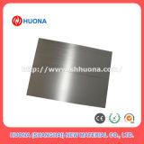 1j33柔らかい磁気合金の版Ni33al1.5