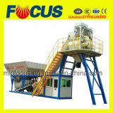 impianto di miscelazione concreto mobile modulare 50~60m3/H per i ponticelli delle strade