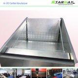 高品質レーザーの切断のカスタマイズされたシート・メタルの製造