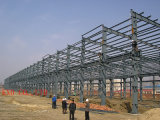 직업적인 제조자 Prefabricated 강철 구조상 창고