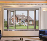 디자인 알루미늄 또는 알루미늄 합금 수평한 미끄러지는 창틀 유리창