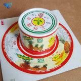 Folha de flandres impressos de alta qualidade para embalar alimentos