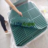 Для использования вне помещений резиновый коврик дренажных резиновый коврик Установите противоскользящие напольный коврик