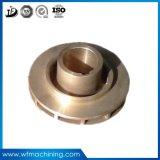 Polea magnética modificada para requisitos particulares OEM de la aceleración de la bici del bastidor de arena con trabajar a máquina del CNC