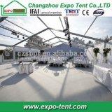 Tente claire de luxe de noce de toit pour des événements
