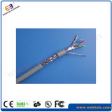 S/FTP abgeschirmtes twisted- pairinstallations-Kabel der Katze-6A