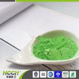 Polvere verde del pigmento per il pistone