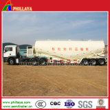 Aanhangwagen van de Tanker van het Cement van de Compressor van de Lucht van de Tank van de V-vorm de Bulk