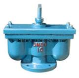 Válvula de aire de la combinación de alcantarillado de aguas residuales de la válvula de aire automático