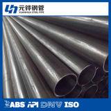 Tubo de caldera del acero inconsútil 168*18