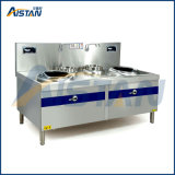 Fornello commerciale elettrico del Ce di induzione Xdc1000-002 per articolo da cucina