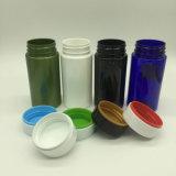 Diseño de Fábrica de Mascotas de calidad superior con doble tapón de botella de plástico