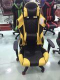 Mentor que compete a cadeira do jogo do couro do giro da mobília de escritório