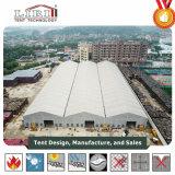 Profilé en aluminium durable tente d'entrepôt, l'entrepôt Storgae tente pour la vente