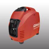 Zet de Generator van de Benzine van Outpower 3.0kw met Twee AC Afzet voort