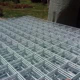 Стальной сварной проволочной сетки или оцинкованной сварной проволочной сеткой ограждения