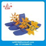 China calidad Super Noria aireador aireación de la rueda de paletas Equipmet Camaronera aireador
