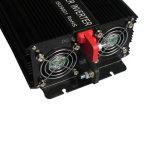 12V gelijkstroom aan 220V AC 60Hz de Zuivere Omschakelaar van de Macht van de Golf van de Sinus 500W voor de Systemen van de Zonne-energie