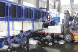 Bloquear la máquina de hielo 26 toneladas diarias de tipo placa de aluminio