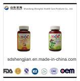 Biotina dietetica vegetariana Gummies dei capelli dell'orso dello zucchero delle vitamine di supplemento