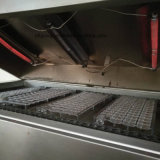 En acier inoxydable 304 Matériel de la machine au chocolat pour la fabrication de barres de chocolat
