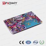 Legível e gravável HF TT2048 RFID Chip Card para Lealdade