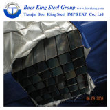 Il nero quadrato Q195 ha temprato il tubo d'acciaio laminato a freddo