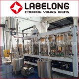 신선한 주스 플라스틱 병 충전물 기계 패킹 시스템