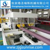 Plastik-PVC-Rohr-Strangpresßling-Zeile PVC-Mischer beenden
