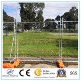 工場熱い浸された電流を通されたオーストラリアの一時塀か溶接された金網のパネル