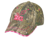 Sports de haute qualité Camouflague Rose Casquettes de baseball