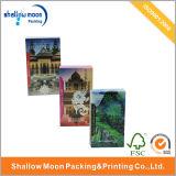 Caja de empaquetado económica de encargo colorida de la caja de cartón (AZ-121712)
