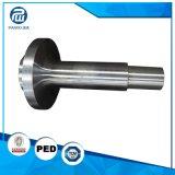 合金鋼鉄炭素鋼およびステンレス鋼のトレーラーの鍛造材の低下の車軸スピンドル