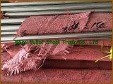 beëindigt Zwarte 201 304 Roestvrij staal om Staaf