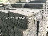 Mattone grigio che pavimenta caduta della pietra 10X20X3cm della lava