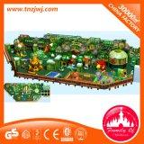 Le modèle divisionnaire badine la cour de jeu d'intérieur de parc d'attractions