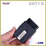 Rastreador GPS veicular com diagnóstico OBD (GOT10)
