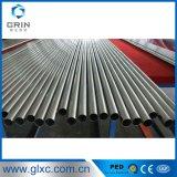 Duplex de ASTM A789 2205 tubulação de aço inoxidável de 2 polegadas