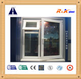 60의 여닫이 창 시리즈 Windows 및 문을%s 백색 PVC 단면도